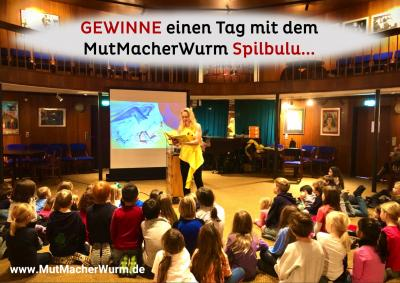 Januar Gewinner der MutMacherWurm Lesung
