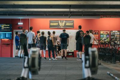 Leadership trifft CrossFit Assault