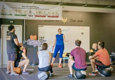 Positive Leadership Seminar: Leadership meets CrossFit Assault Stuttgart