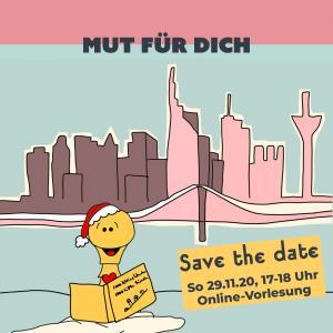 """Mut für Deutschland in Kooperation mit """"Frankfurt mit Kids"""""""